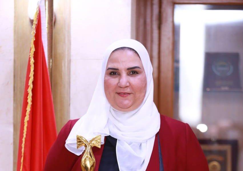 «المسؤولية المجتمعية» يكرم وزيرة التضامن الاجتماعي ضمن أهم 7 سيدات في الوطن العربي