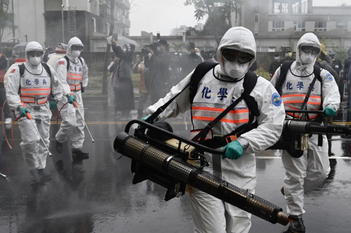 تايوان تسجل أول حالة وفاة بفيروس كورونا منذ مايو الماضى