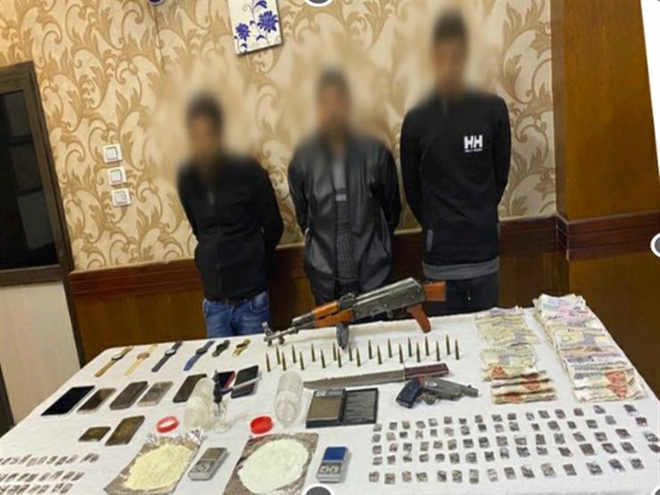 ضبط تشكيل عصابي تخصص في الاتجار بالمخدرات بسوهاج