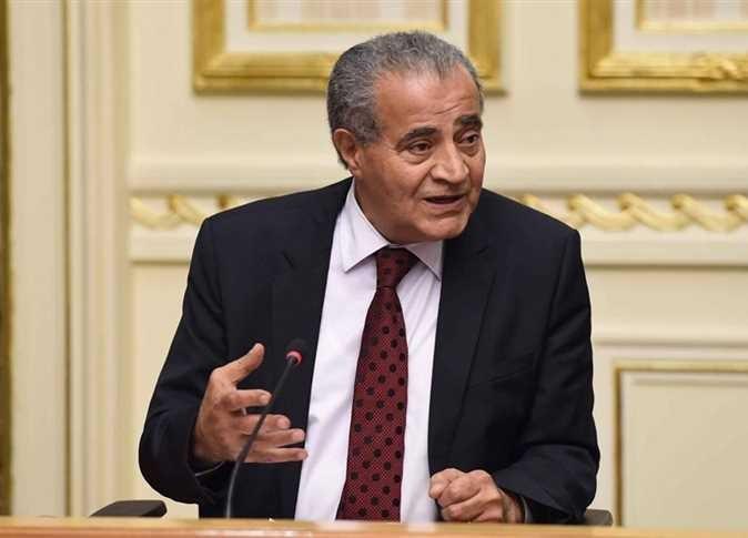"""وزير التموين يشهد توقيع اتفاق بين""""التجارة الداخلية""""والكلية الفنية العسكرية"""