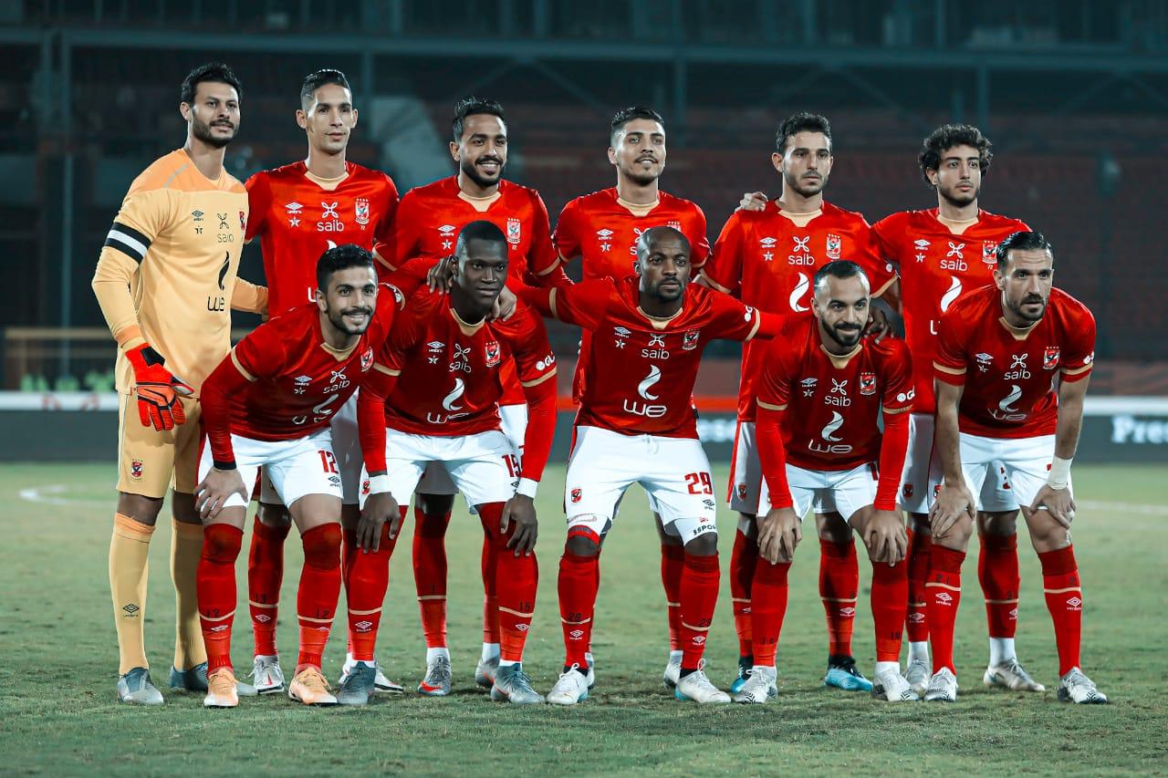 الأهلي يواجه «سيراميكا» الليلة في بطولة الدوري المصري