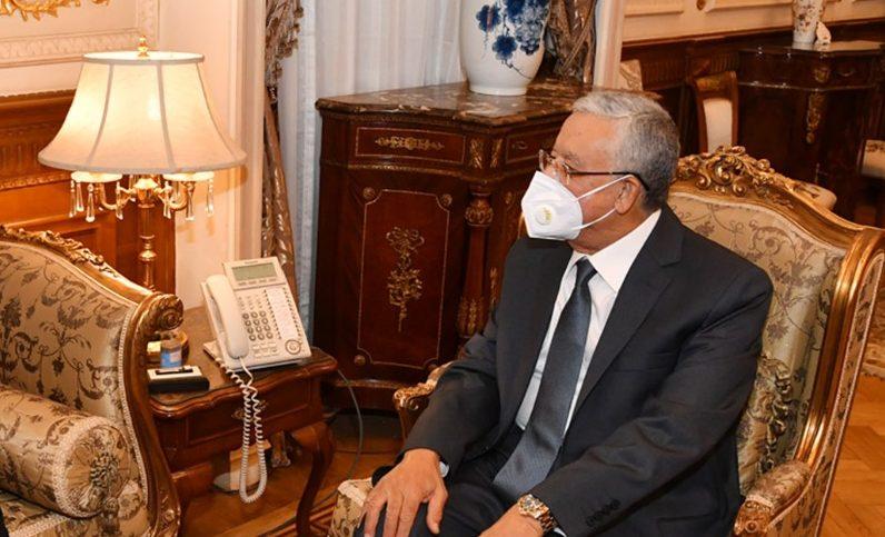 رئيس مجلس النواب يؤكد لابو الغيط دعم مصر بقيادة السيسي لقضايا العرب