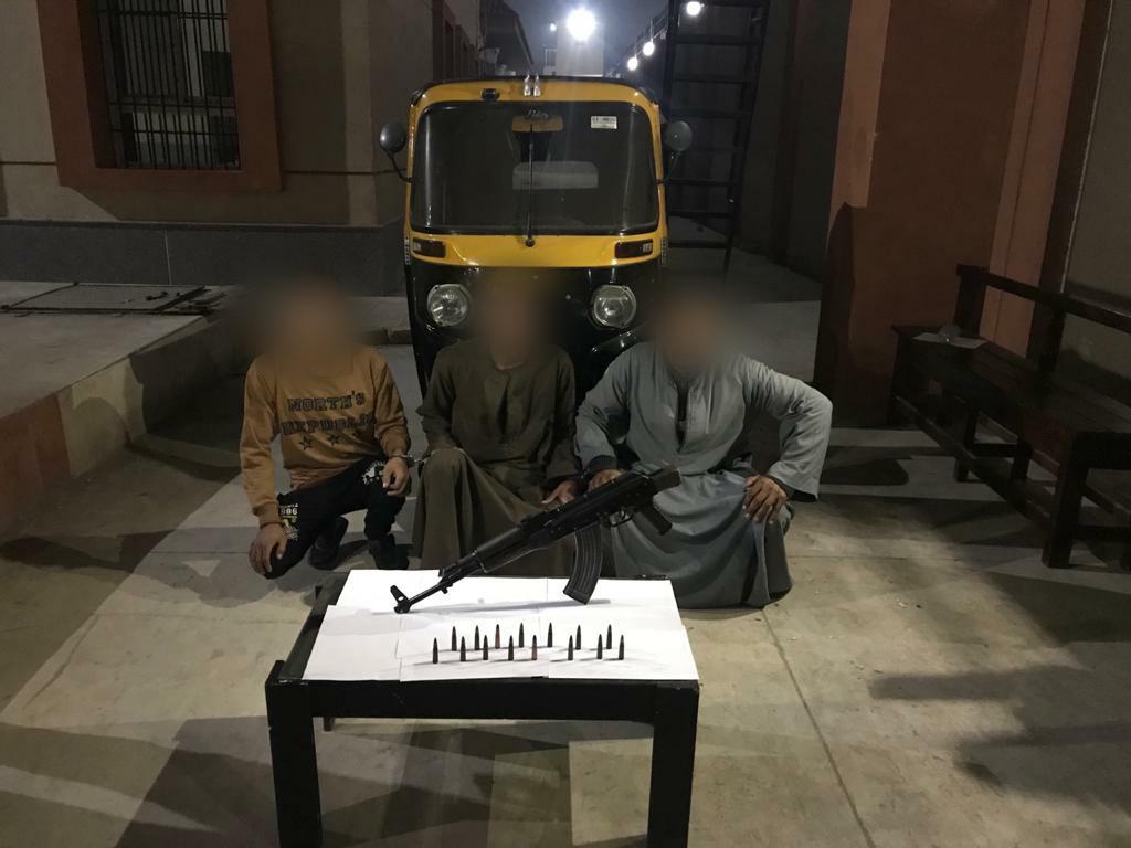 الأمن يضبط المتهمين بالتعدي على مندوب مبيعات بسوهاج