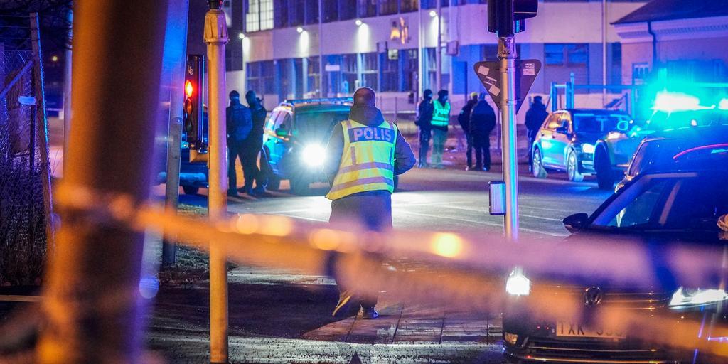 إصابة 5 أشخاص في إطلاق نار بسبب مشاجرة بالسويد