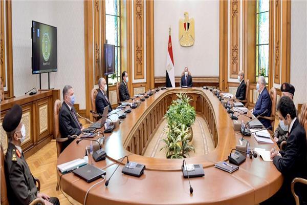 السيسي يوجه بمواصلة خطة الدولة للنهوض بمنظومة القطن المصري إعادته إلى سابق عهده