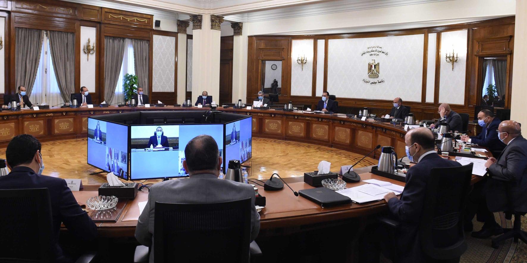 الوزراء: تقديم مشروع قانون لمجلس النواب لإرجاء نفاذ قانون الشهر العقاري حتى نهاية العام الجاري