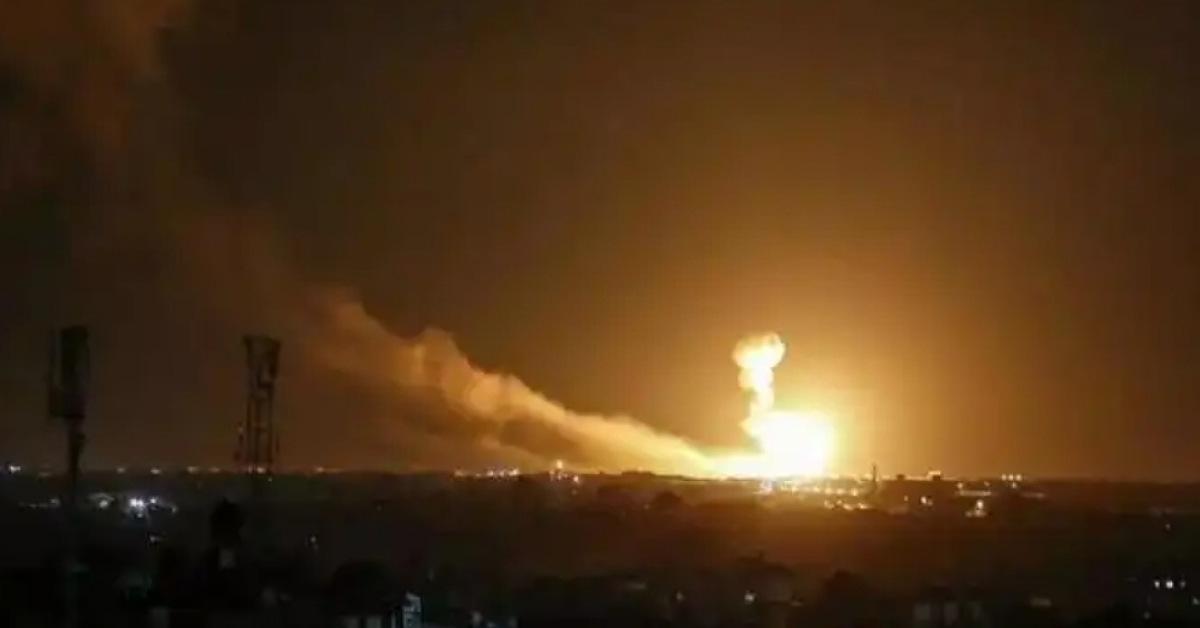 الدفاع العراقية تكذب أمريكا: لا يوجد تعاون بيننا في الضربة الجوية على سوريا