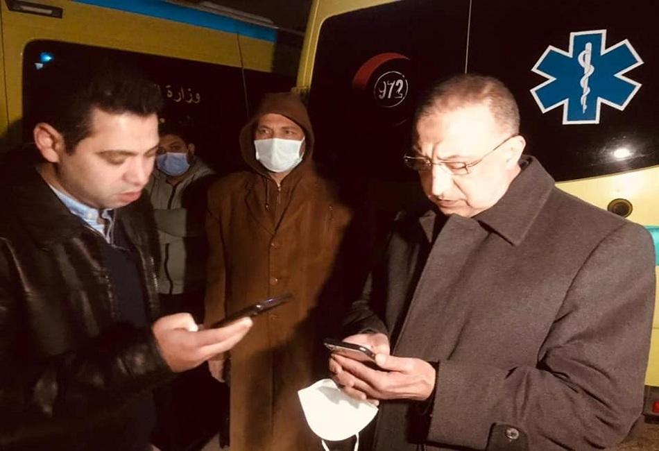 ننشر أسماء غرقى ومصابي مركب الملاحات بالإسكندرية
