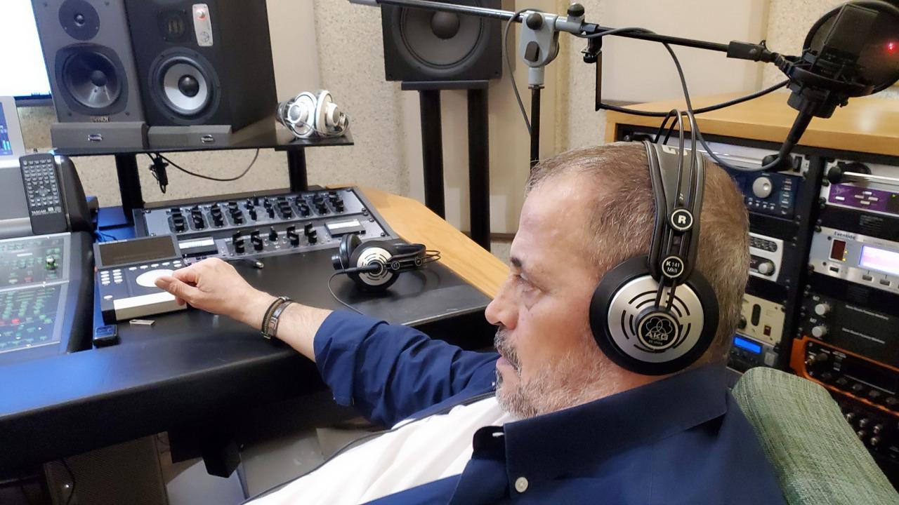جورج وسوف يفاجىء الوطن العربي بعمل فني باللهجة المصرية بالتعاون مع لايف ستايلز ستوديوز