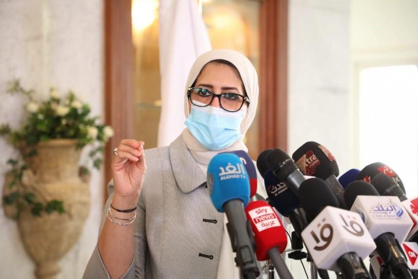 الصحة والسكان: تسجيل 581 إصابة جديدة و 41 حالة وفاة بفيروس كورونا