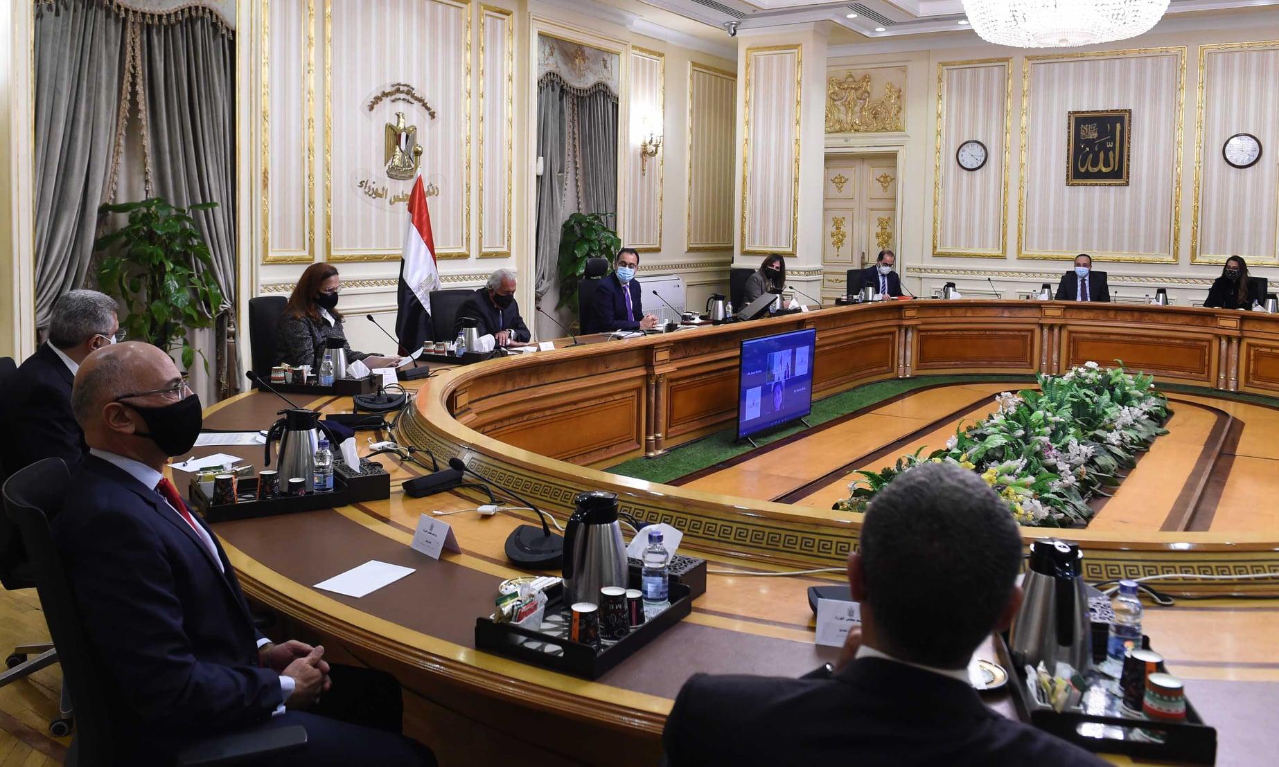 رئيس الوزراء - غرفة التجارة الأمريكية2