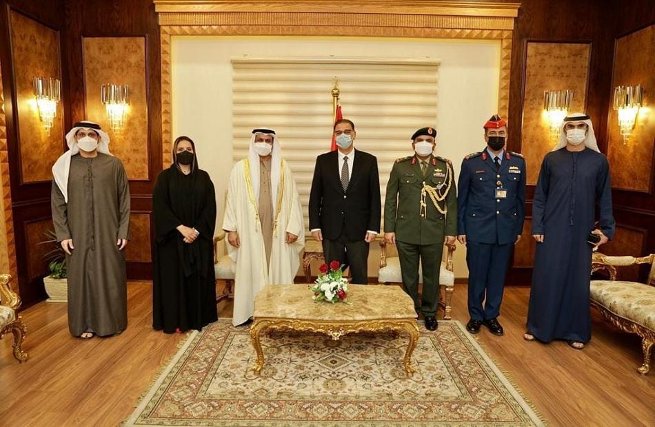 سفير دولة الإمارات: الشيخ زايد أسس لعلاقة متجذرة مع القاهرة