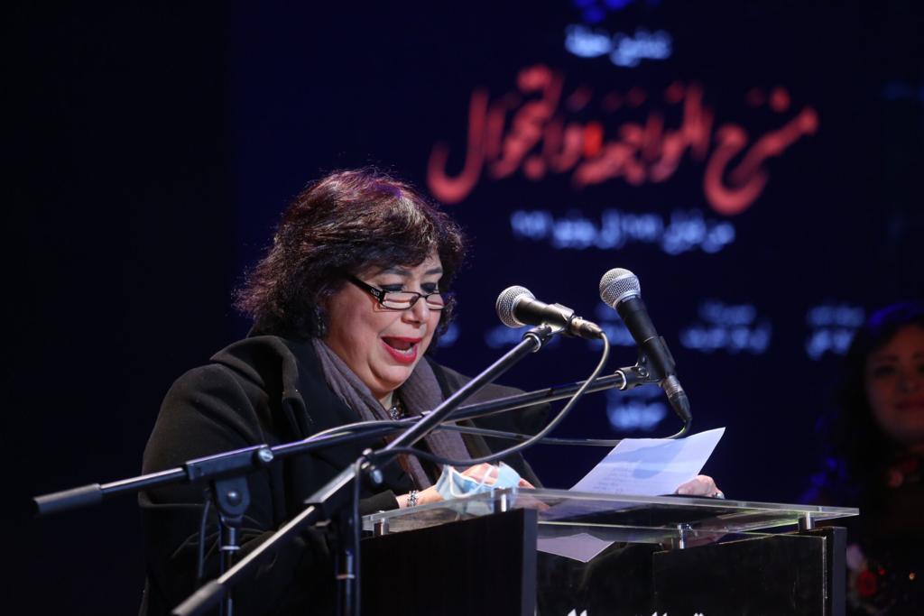 عبد الدايم تعلن خطة مسرح المواجهة