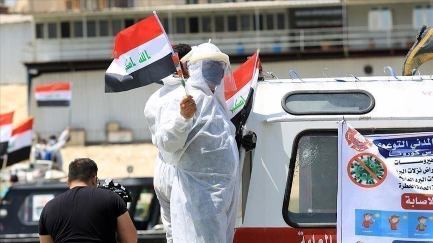 """الصحة العراقية: إصابة 300 طفل بالسلالة الجديدة لـ """"فيروس كورونا"""""""