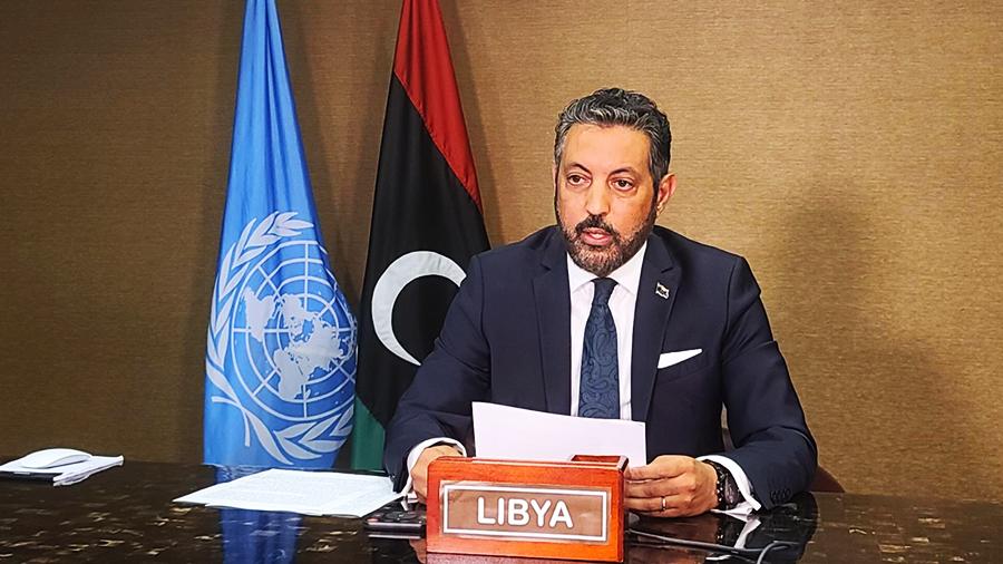 مندوب ليبيا بالأمم المتحدة يشكر دولا دعمت موقف بلاده الرافض للتصرف فى الأموال المجمدة