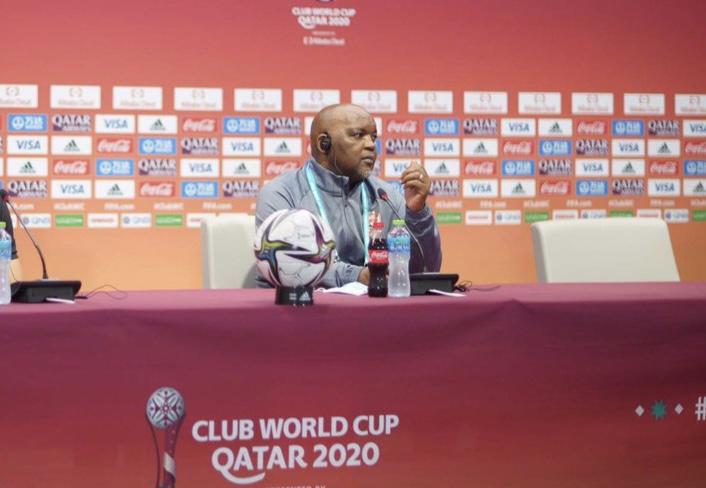موسيماني : الأهلي يستحق التواجد أمام بايرن ميونيخ في نصف نهائي كأس العالم