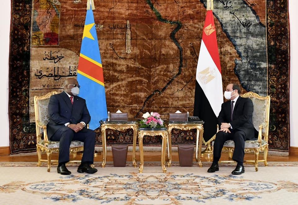"""صحف القاهرة تبرز القمة """"المصرية- الكونغولية"""""""