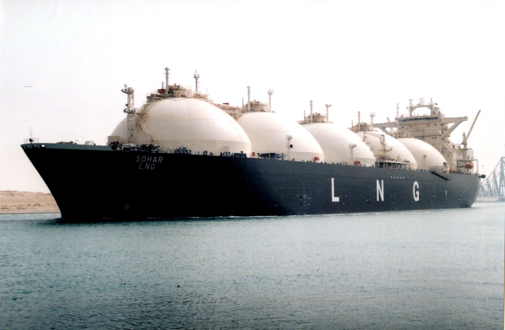 منظمة عالمية: قناة السويس الخيار الأول لناقلات الغاز الأمريكي إلى الشرق الأقصى