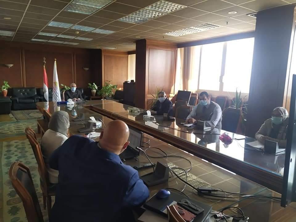 صور | «وزير الري» يتابع إجراءات الانتقال للعاصمة الإدارية الجديدة
