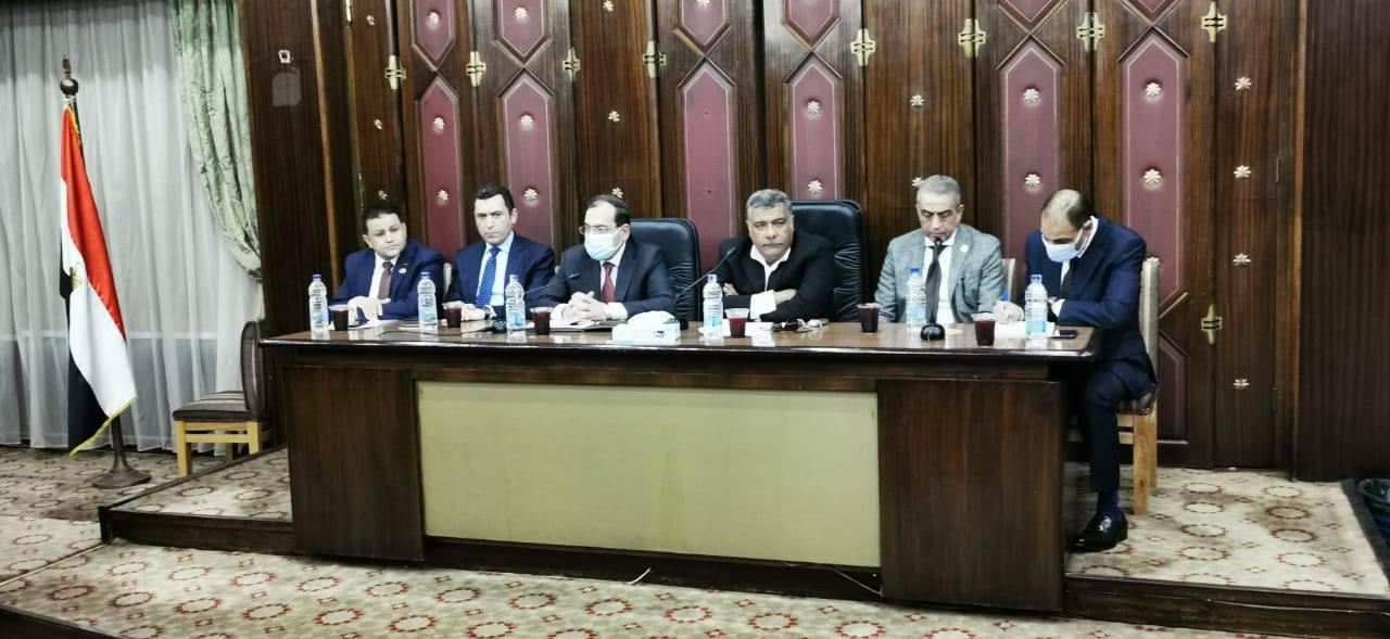 وزير البترول: خارطة طريق لقطاع التعدين تستهدف زيادة مساهمته بالناتج القومى
