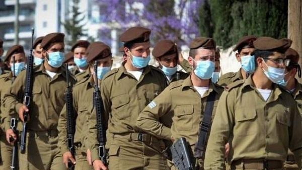 الجيش الإسرائيلى يسجل 3070 إصابة جديدة بفيروس كورونا