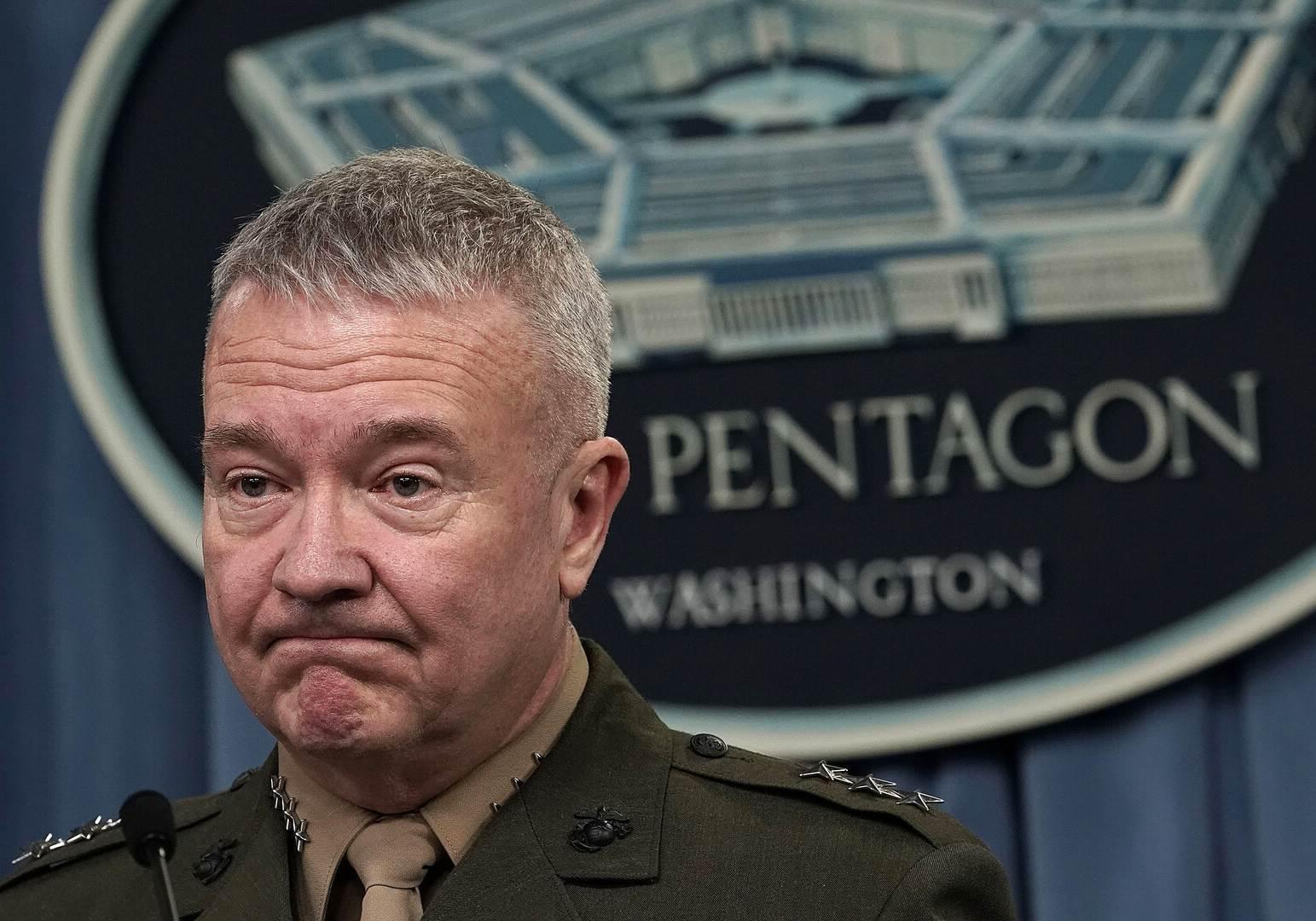 القيادة الأمريكية المركزية: مستوى عنف طالبان فى أفغانستان لا يزال مرتفعا