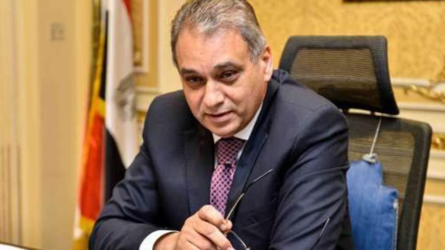 وزير المجالس النيابية يستعرض خطة الحكومة التشريعية ومشروعات القوانين المعروضة على البرلمان