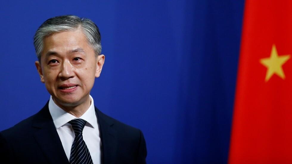 """الصين تدين محاولات """"تسييس"""" دورة الألعاب الأوليمبية"""