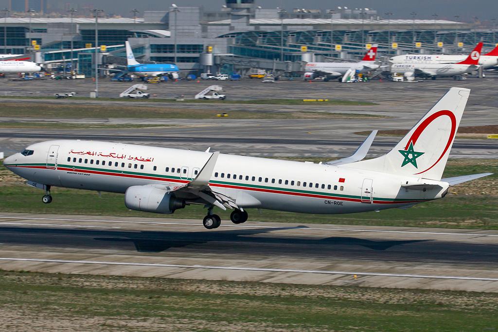 المغرب يعلق الرحلات الجوية من سويسرا وتركيا بسبب سلالات كورونا الجديدة
