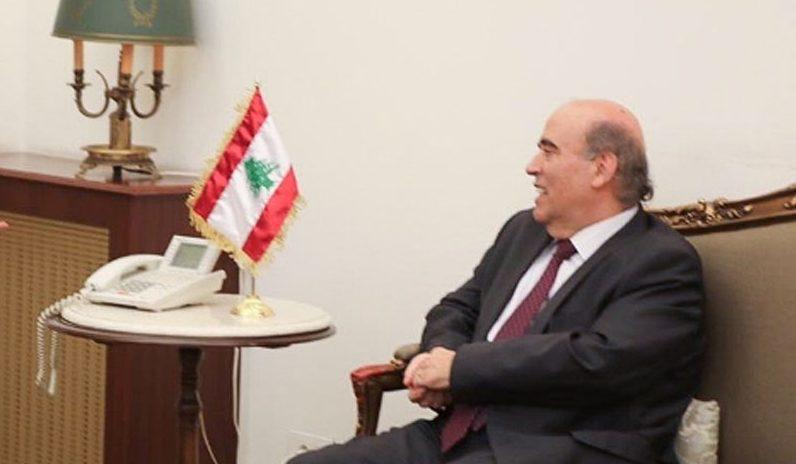 وزير الخارجية اللبناني : مصر أكثر دولة عربية ملمة بخلافات اللبنانيين وسبل إيجاد الحلول لها