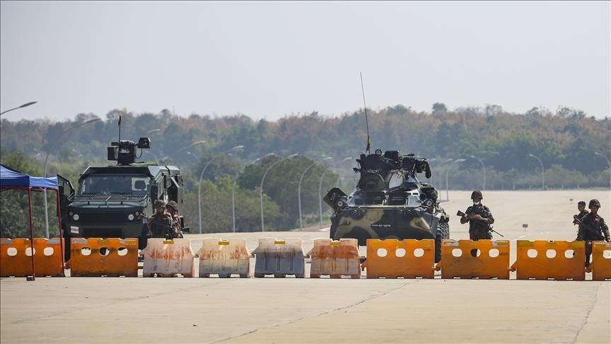 الحكومة العسكرية فى ميانمار تعتزم التحقيق فى عمليات التزوير خلال الانتخابات
