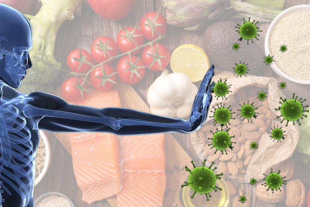 اغذية صحية تساعدك على تقوية المناعة ضد فيروس كورونا
