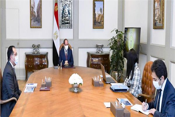 الرئيس السيسي يوجه بتعزيز التعاون التنموي مع الجهات الدولية لدعم تطوير الريف المصري