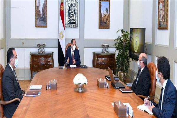 الرئيس السيسي يوجه بتأجيل تطبيق «قانون الشهر العقاري» لمدة عامين