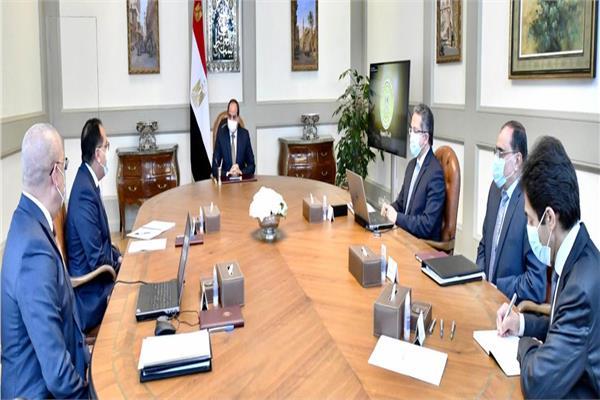 الرئيس السيسي يوجه بالاستغلال الأمثل لأصول الدولة وصون قيمتها كثروة قومية