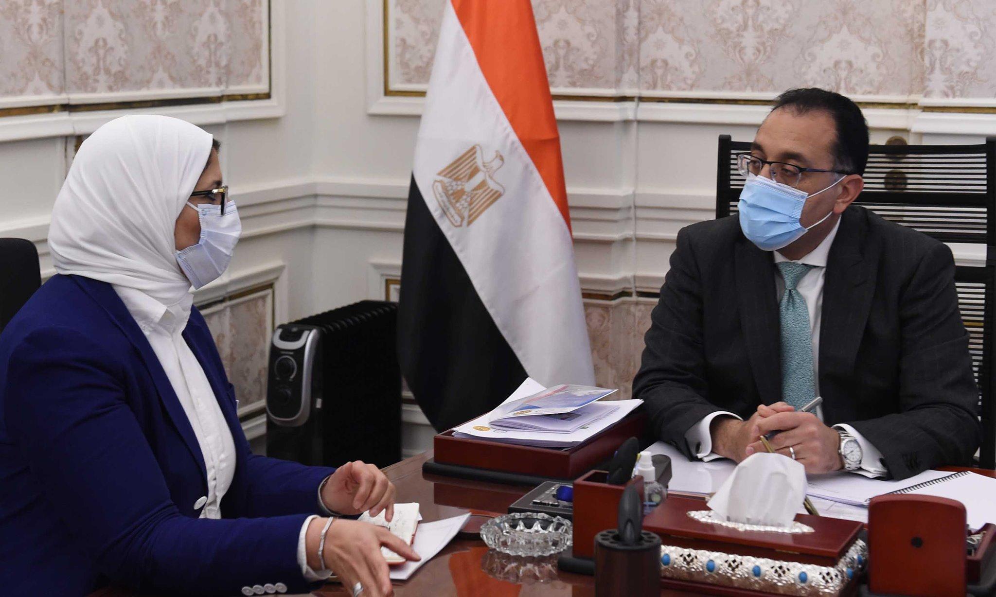 """هالة زايد: مصر ستتلقى 300 ألف جرعة جديدة هدية من لقاح """"سينوفارم"""" الصيني"""