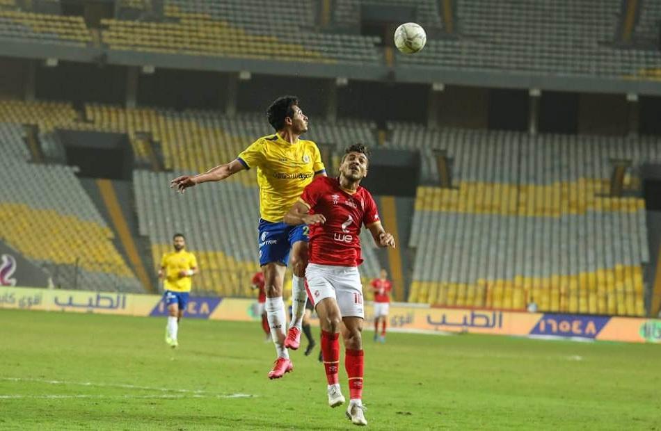 الأهلي يفوز على الإسماعيلي بهدفين دون رد في الدوري الممتاز