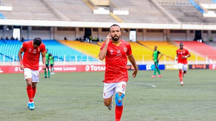 الأهلي يفوز على فيتا كلوب بثلاثية في دوري أبطال إفريقيا