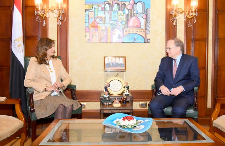 سفير الاتحاد الأوروبي: تعامل الحكومة المصرية مع أزمة جائحة كورونا عكس قوة الاقتصاد المصري