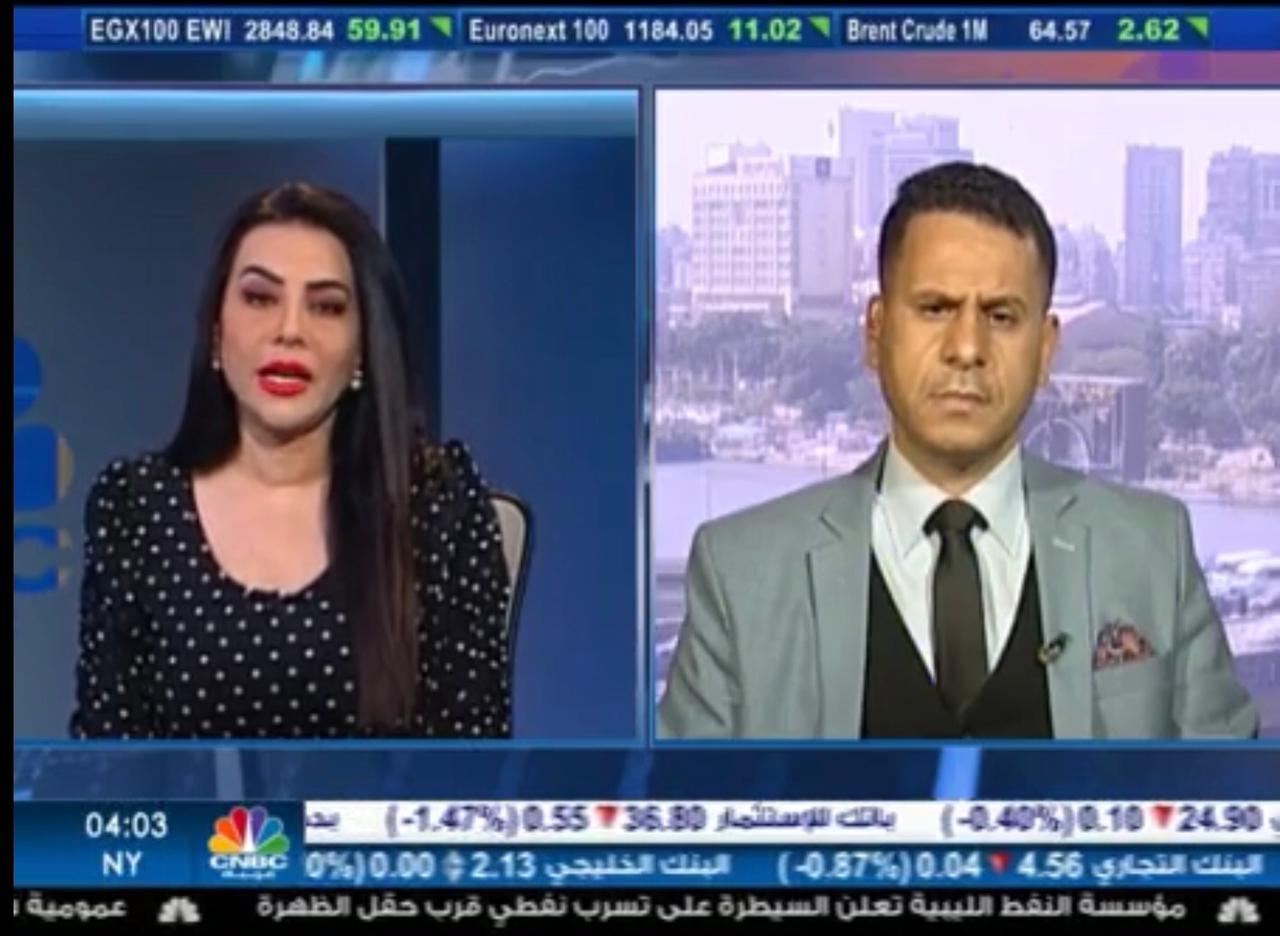 فيديو| محمود الضبع لـ CNBC عربية: السكة الحديد عمرها 170 سنة وتطويرها يحتاج ميزانية ضخمة و عدة سنوات والحكومة تسرع فى إنجازها
