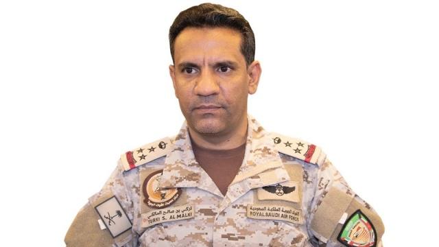 التحالف العربي: تدمير طائرة بدون طيار أطلقتها ميليشيا الحوثي تجاه السعودية