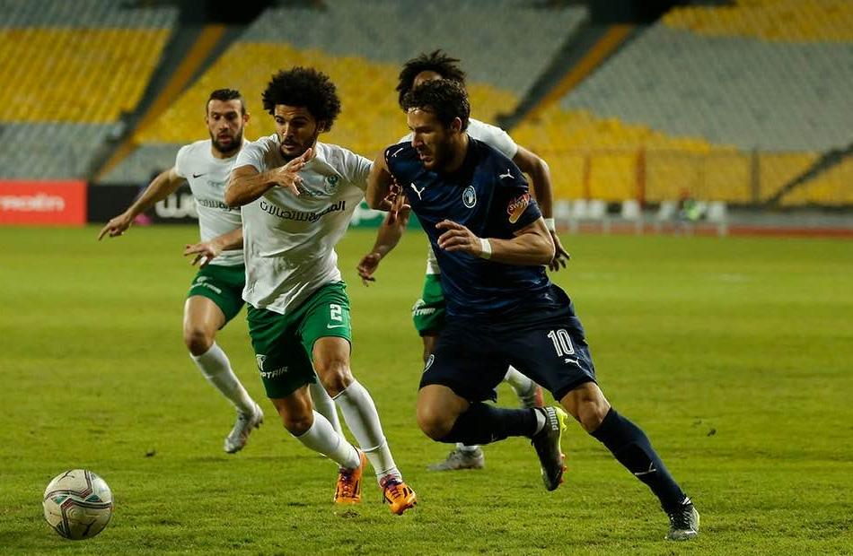 بيراميدز يفوز على المصري بثنائية مقابل هدف بالدوري الممتاز