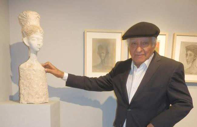 وفاة النحات المصري أحمد عبدالوهاب عن عمر يناهز 89 عاما
