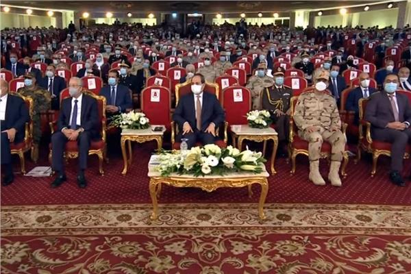 تفاصيل الندوة التثقيفية الـ 33 للقوات المسلحة بحضور الرئيس السيسي