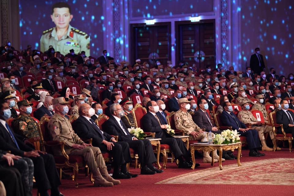 «وكالة الأنباء الإماراتية» تبرز تأكيد الرئيس السيسي على أن أمن الخليج مرتبط بالأمن المصري