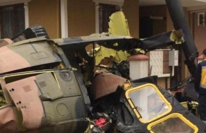 تركيا: 9 قتلى و4 جرحى في تحطم مروحية عسكرية شرق البلاد