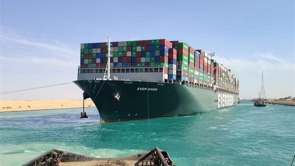 السعودية تهنئ مصر على نجاح جهود تعويم السفينة الجانحة في قناة السويس