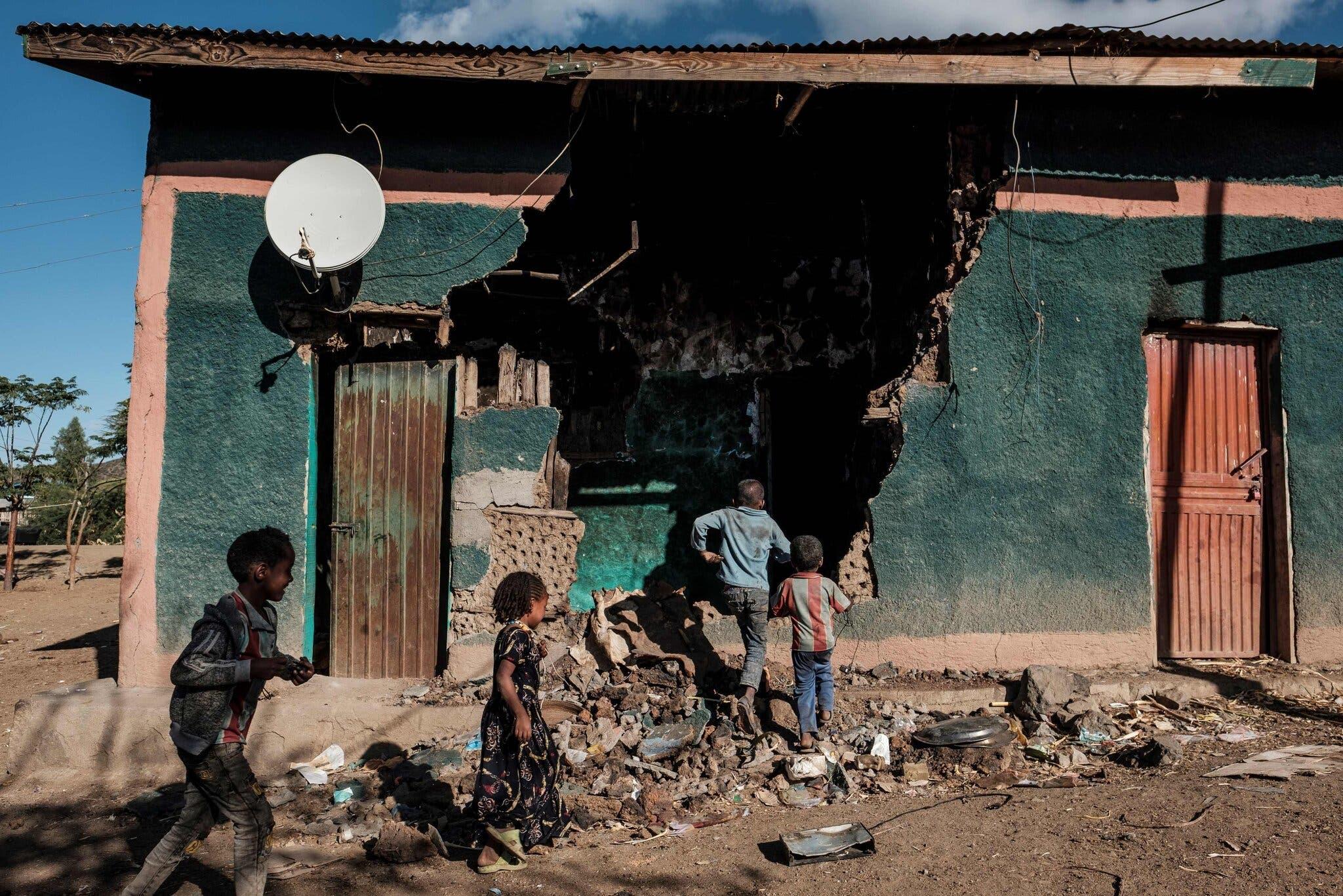 """الأمم المتحدة تطالب بالوصول لـ """"إقليم تيجراي"""" للتحقيق في جرائم حرب"""