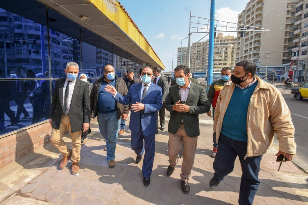 جولة محافظ الإسكندرية-3