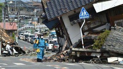 زلزال بقوة 6.3 درجة يضرب وسط اليونان ويوقع 11 مصابا وانهيار بالمباني